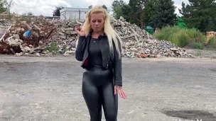 anal anal sex blonde