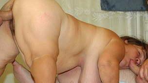 amateur big boobs blowjob