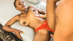 african babe big boobs