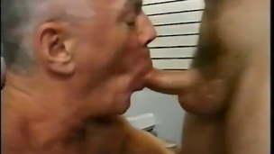 bisexual blowjob dad