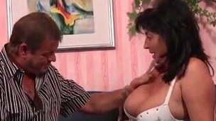 big natural tits big tits blowjob