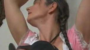 bdsm lactating squirt